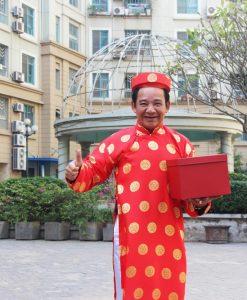 Nghệ sĩ Quang Tèo lựa chọn Cá kho Tiến Vua làm quà biếu tặng ngày Tết