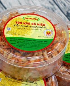 Hộp Tôm khô đóng kín tuyệt đói, đảm bảo chất lượng