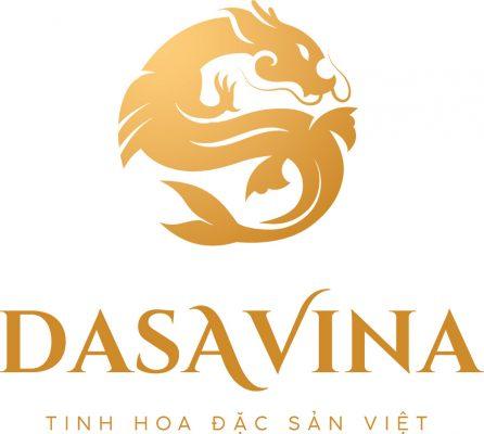 Logo Dasavina kết hợp giữa truyền thống và hiện đại